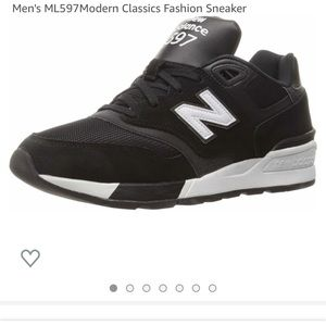New Balance 597 sneaker